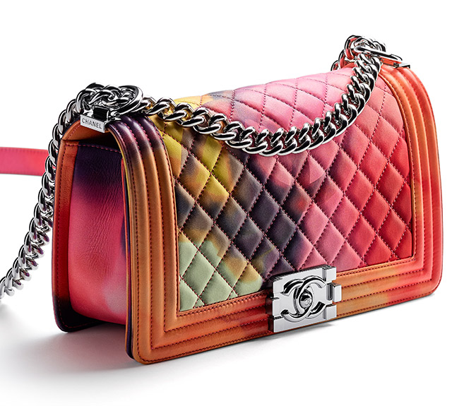 Chanel's New Spring/Summer Collection. Photo from their most recent email.